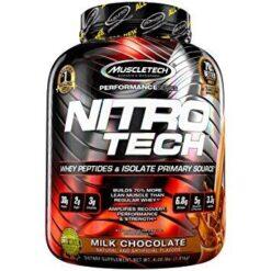 NITRO-TECH PERFORMANCE SERIES - MuscleTech