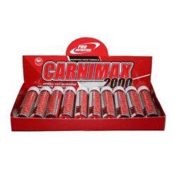 Carnimax 2000 - suplimentul perfect pentru energie maxima