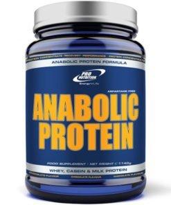 Anabolic Protein | Complex de proteine