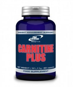 carnitine plus pro nutrition