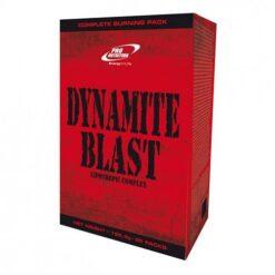 dynamite blast