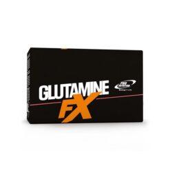 Glutamine FX - Formulă efervescentă sub formă de plicuri cu conţinut de 5g glutamină pe plic.