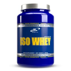 Iso Whey - Pro Nutrition