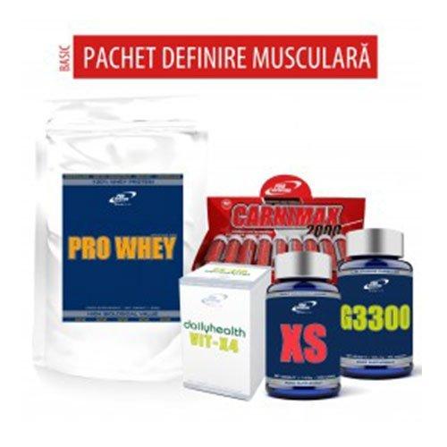 pachet definire musculara