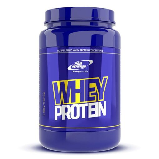 Whey Protein 1000g ciocolata - Pro Nutrition