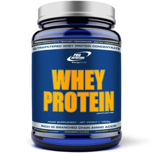 proteina concentrata Whey Protein