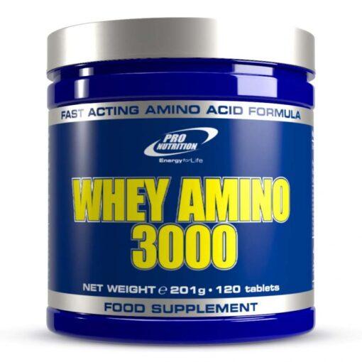 whey amino 3000 - Pro Nutrition