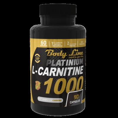 platinium-l-carnitine-1000-arzatoare-de-grasimi + definire musculara