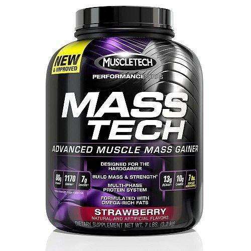 mass tech de la muscletech