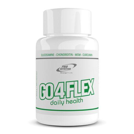 Go-4-Flex - rol în protecția, nutriția și regenerarea articulațiilor
