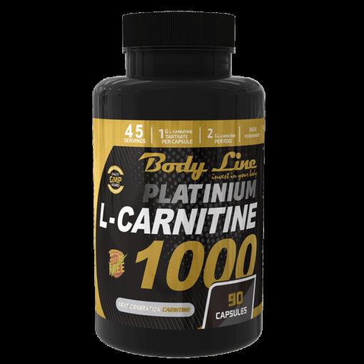 l-carnitine 1000 - l carnitina 1000 - arzator de grasimi