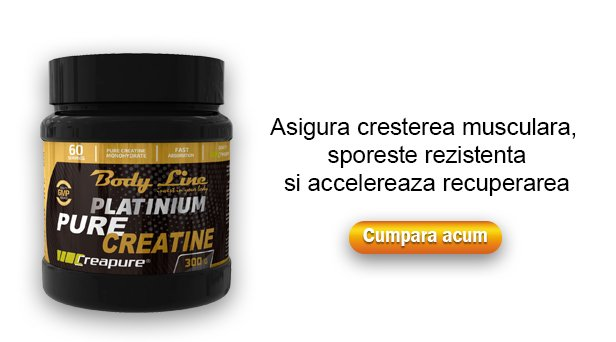 creatina pret Body Line