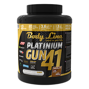 PLATINIUM GUN 41 - BODY LINE NUTRITION