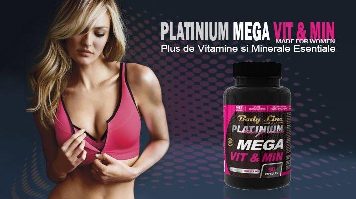 vitamine pentru femei Body Line