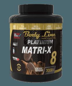 masa musculara rapida matri-x 8