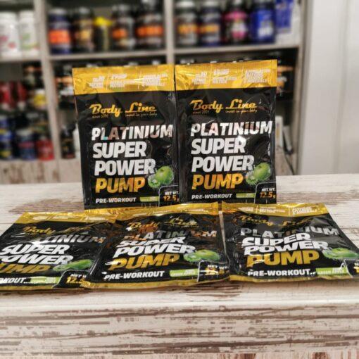 SPP - Super Power Pump - plic - pre-workout