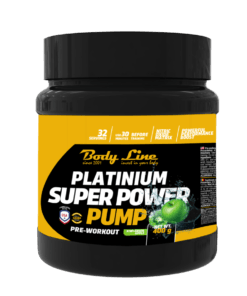 super power pump pre-workout