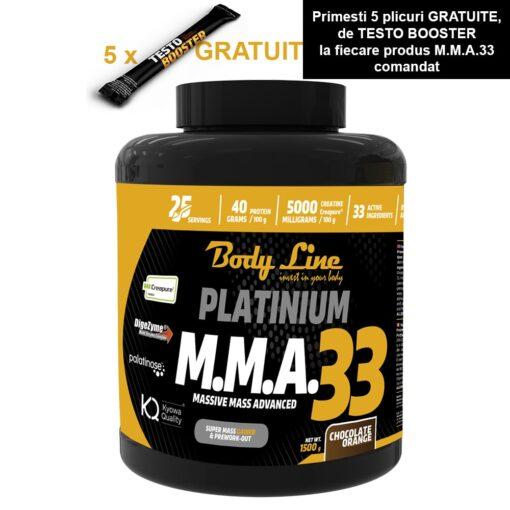 M.M.A 33 - Proteine Masa musculara rapida