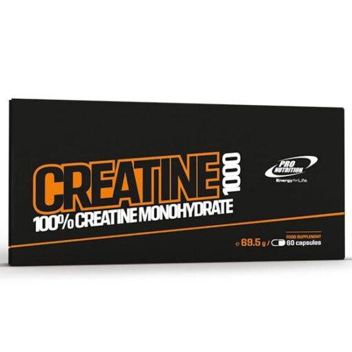 Creatine 1000 - Pro Nutrition-min