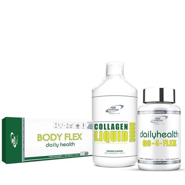 Glicină pentru inflamația articulară, Rolul colagenului