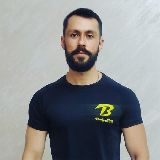 Tricou Fitness (lycra si elastan) - Body Line