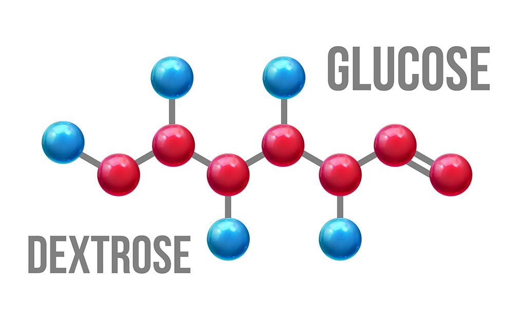 dextroza - dextrose - shake post antrenament